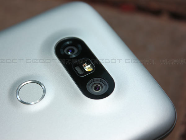 Up Close and Personal with LG G5 Launched in India today at Rs 52,990