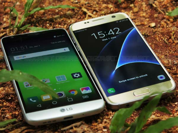 LG G5 vs Samsung Galaxy S7: Battle Between the Korean Giants