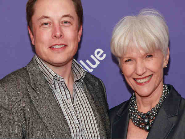 Musk got his Canadian citizenship through his mother at 16