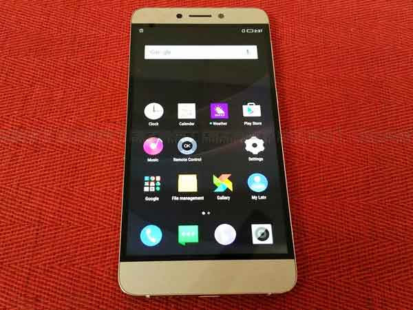 LeEco 2 incoming best 7 features - Gizbot News