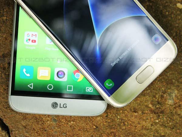 LG G5 vs Samsung Galaxy S7: Battle Between the Korean Giants