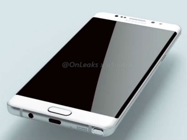Samsung Galaxy Note 7 Leaked Online: Check it out!