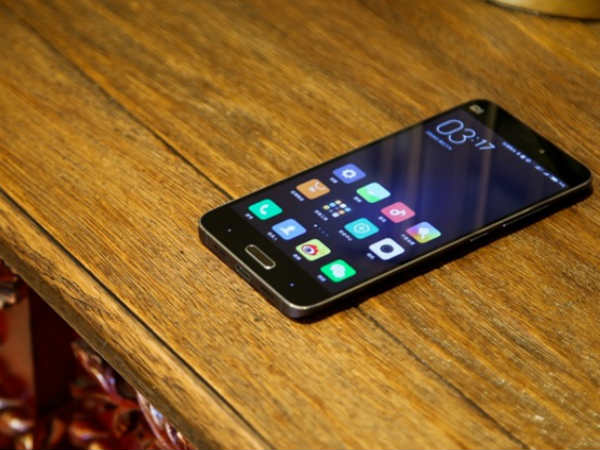 Xiaomi Mi5 Black Color Variant Available in India at Rs 24,999