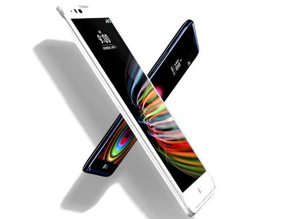LG X Power, X Mach, X Style, X Max Smartphones Announced