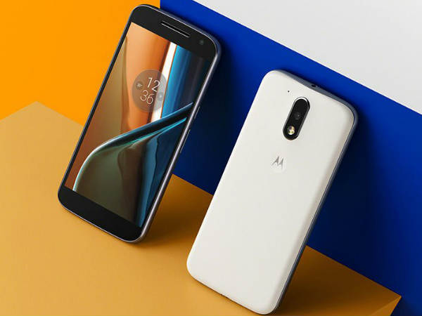 Motorola Moto G4 Launched at Rs 12,499