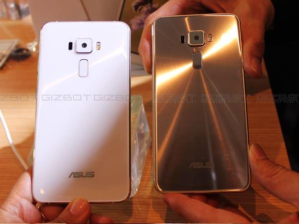 Asus ZenFone 3 Deluxe, ZenFone 3, ZenFone 3 Ultra Sale Debuts in July!