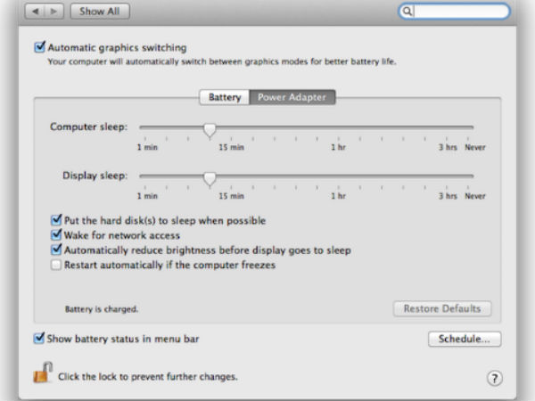 Increase your MacBook's battery life with 3 simple steps!