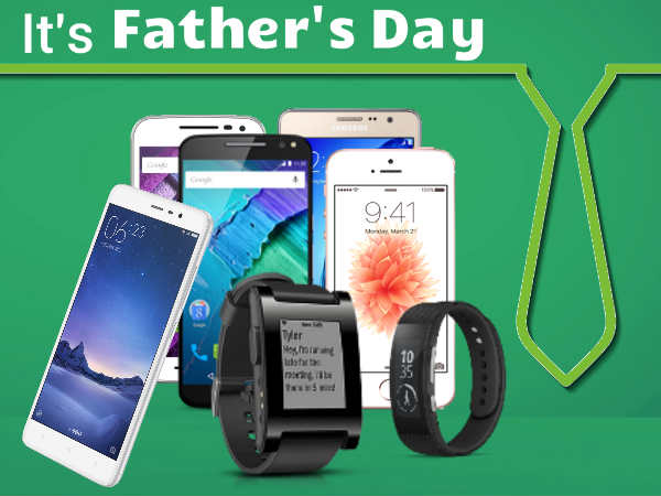 Make your father feel special with off-beat gifts