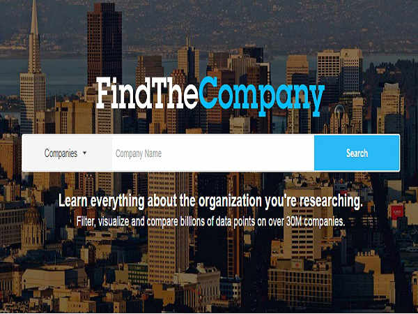 Top 5 websites to Get information about Internet companies