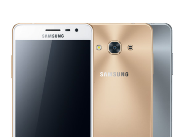 Samsung Galaxy J3 Pro with Metal-like Back is Official