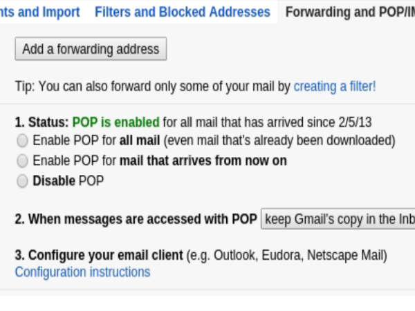 2 steps is all it takes to know when your Gmail account was created