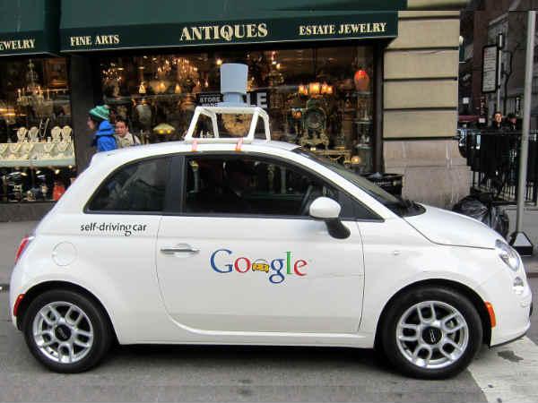 Google teaching its driverless car to honk