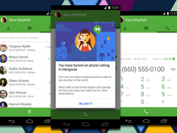 Make FREE calls from Hangouts with these 4 simple steps!