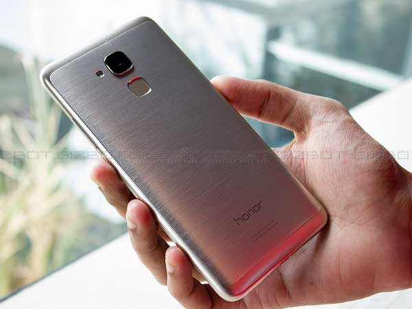Honor 5C with Kirin 650 16nm CPU goes on Flash Sale at 2PM on June 30