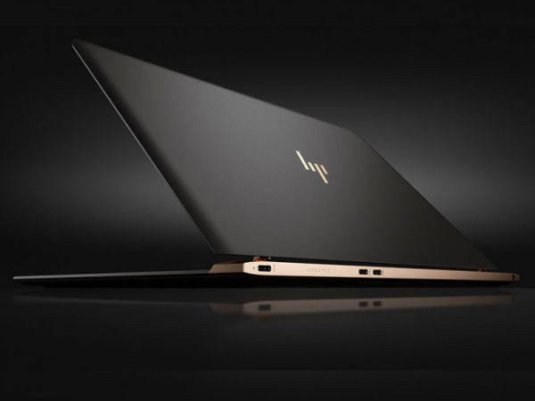 HP Spectre vs Apple MacBook: Thinnest Laptops at war!