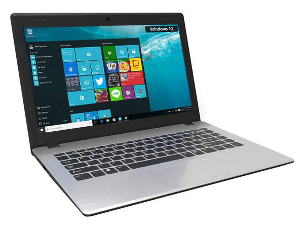 InFocus launches Windows 10 notebook at Rs 14,999