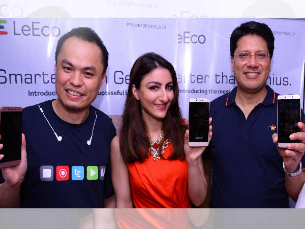 LeEco forays into brick and mortar retail stores with Le 1s
