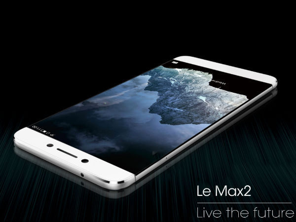 Le Max 2 with CDLA Technology outshines Galaxy S7 and iPhone 6s Plus