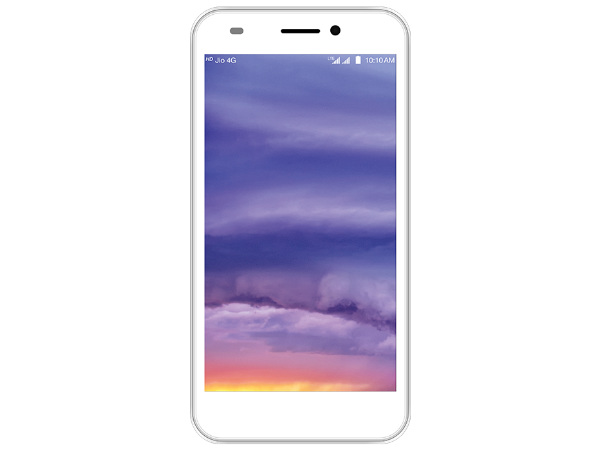 Reliance LYF Wind 5 with 4G Launched at Rs 6,599