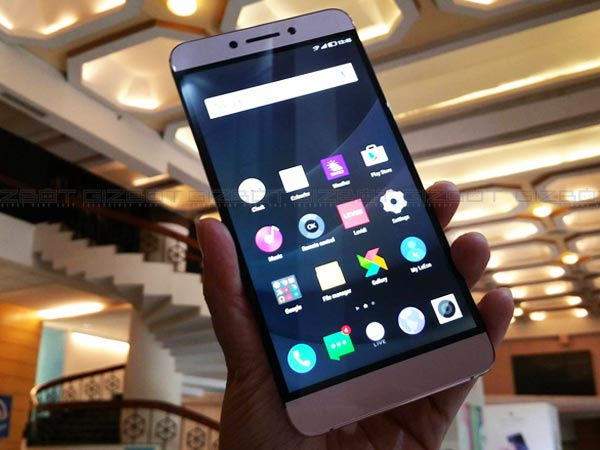 LeEco Le 2, Le Max 2 Launched in India starting from Rs 11,999