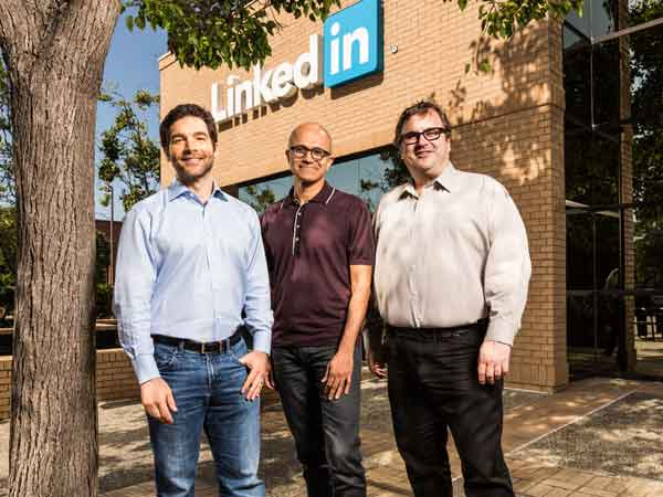 Microsoft confirms to buy LinkedIn: Satya Nadella explains why