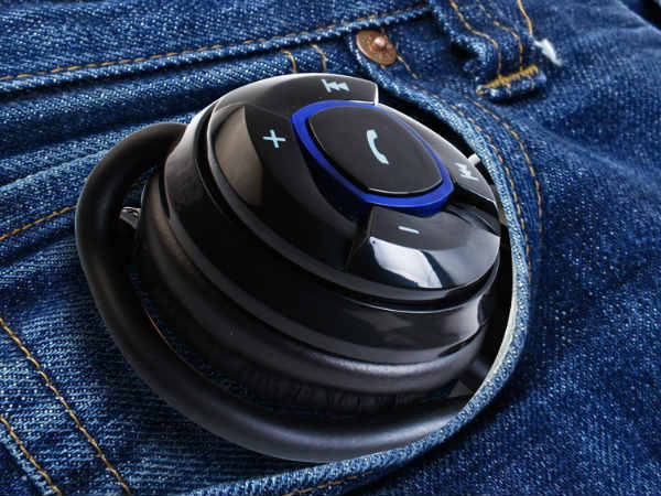 Portronics Muffs XT Bluetooth Headphones Launched: 5 Things To Know