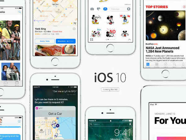 Apple Launches iOS 10, OnePlus 3 to Retail at Rs 27,999 and So on!