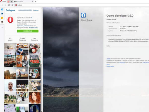 6 must have social media extensions for Opera browsers