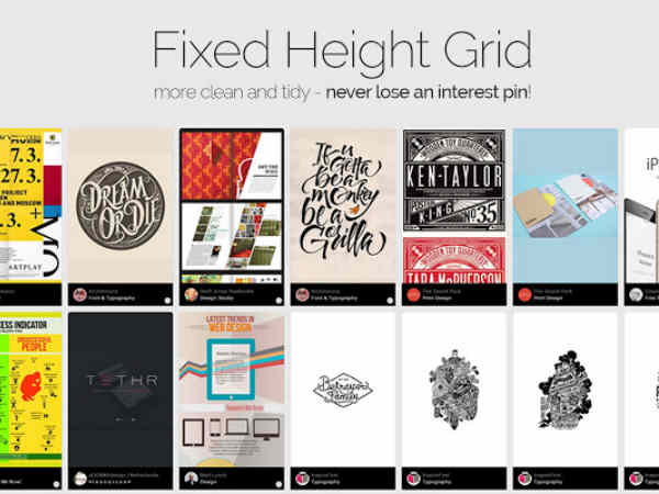 8 powerful extensions that will get you hooked to Pinterest!