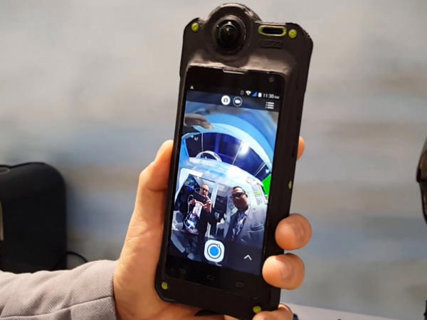 World's first 360-degree live smartphone VR camera unveiled