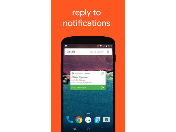 How to Respond to Messages Directly from Any Screen on Android