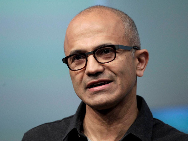 Microsoft CEO Nadella's debut book to come out in 2017
