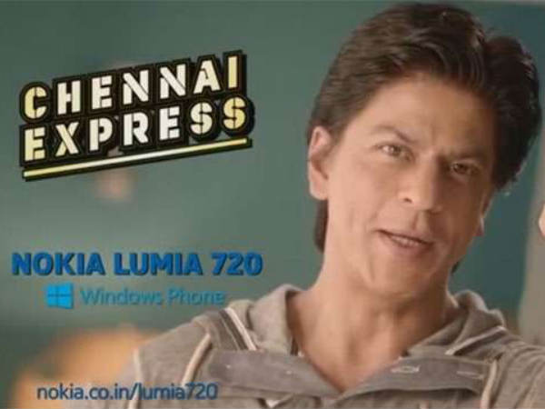 Shah Rukh Khan Ditches Nokia for Apple [REPORT]