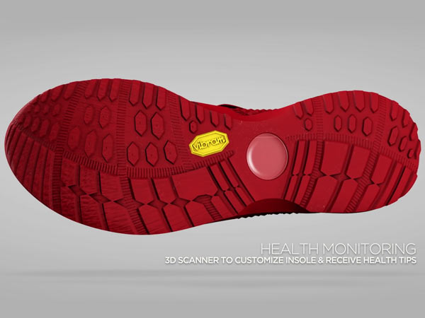 Dance your way to a fit life with these cool Smart Shoes