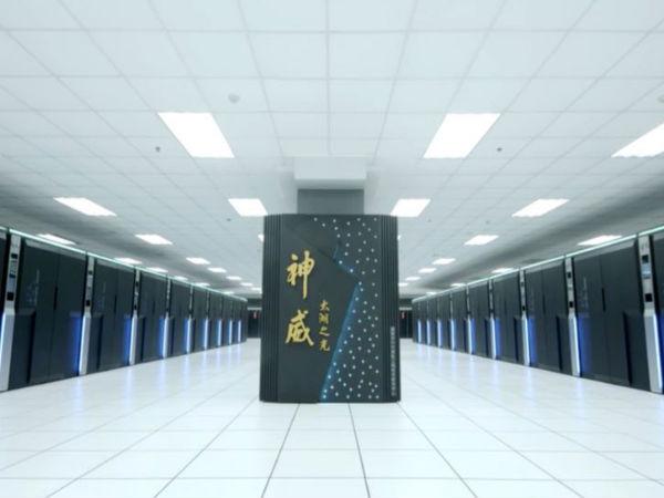 China's Sunway-TaihuLight named world's fastest supercomputer