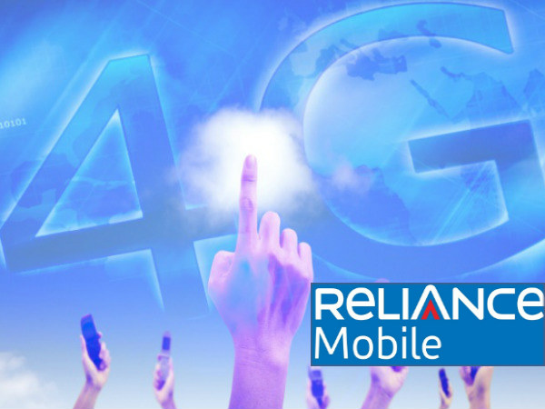 Get 10 GB 4G Data on RJio Network at Just Rs 93 from RCom!