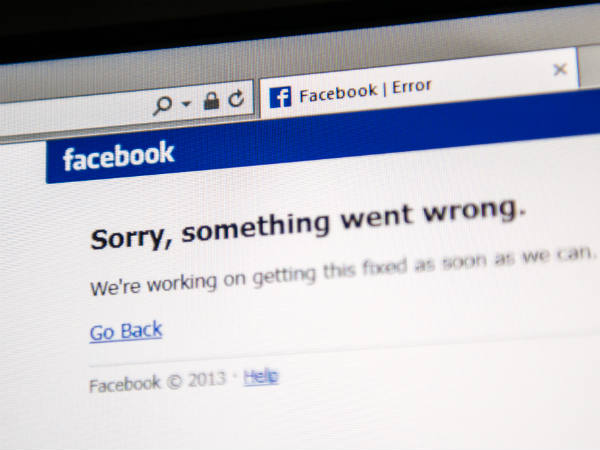 Facebook not working? Here 5 things you can do to fix it