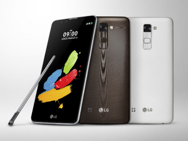 LG Stylus 2 Plus Brings These 6 Cool Features to the Users