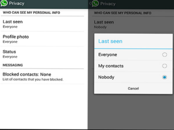Here's how you can read WhatsApp messages in incognito mode