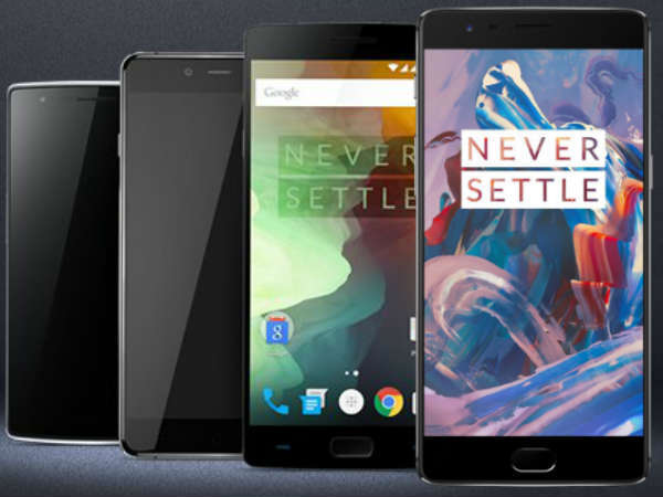 List of OnePlus Devices