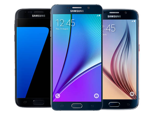 List of Samsung Smartphones