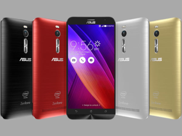 List of ASUS Smartphones