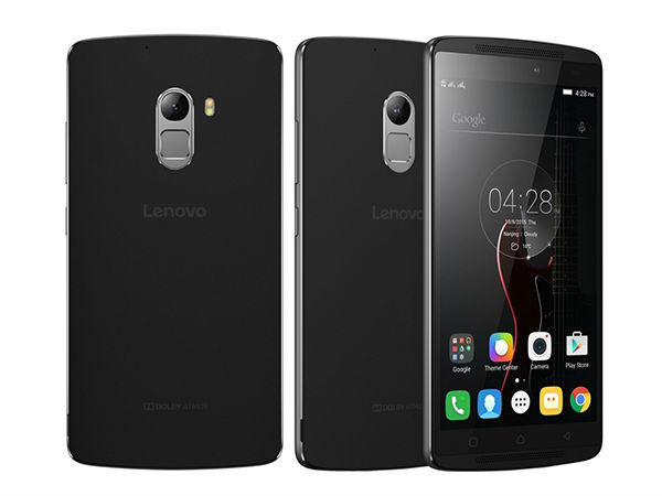 List of Lenovo Smartphones