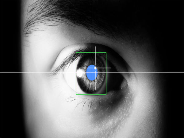 Software to let you control smartphone with eyes