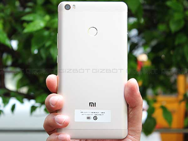 GRAB NOW: Xiaomi Mi Max is Now Available on Open Sale