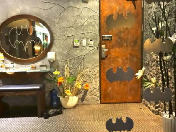 This Batman Themed Hotel Will Make You Feel Like...