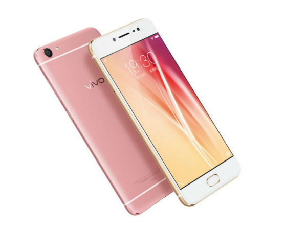 Vivo X7 and X7 Plus Announced with 16MP Front Camera