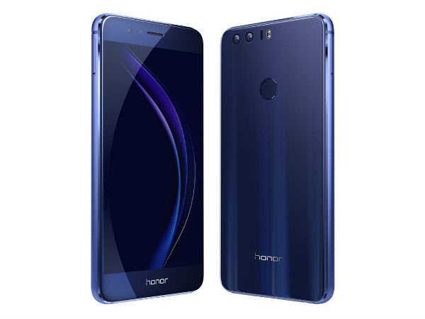 Honor 8 with Dual Camera Setup Goes Official: All You Need to Know