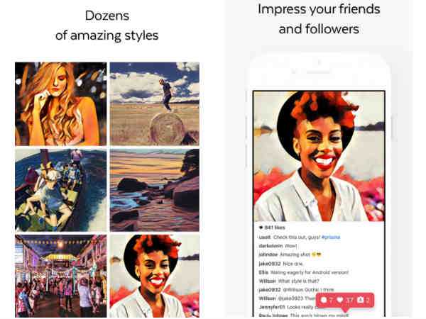 Prisma App in Beta lands on Android, to bring video support