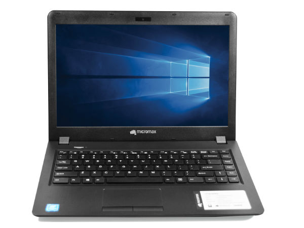 Micromax Launches Ignite LPQ61408W Laptop Exclusively on Flipkart